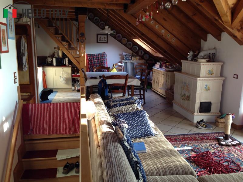 Altopiano di asiago meravigliosa mansarda for Rustici in vendita altopiano di asiago