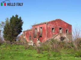 Farm for sale in Castiglione di Sicilia (Sicily)