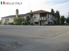 Villa for sale in Villanova del Ghebbo (Veneto)