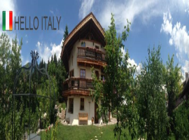 Villa en venta a  Cavalese (Trentin-Haut-Adige)