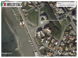 Apartamento à venda em Tarquinia (Lácio)