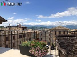 Townhouse for sale in Colmurano (Marche)