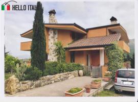Vila à venda em Olevano sul Tusciano (Campânia)