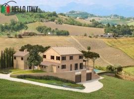 Villa for sale in Monte San Pietrangeli (Marche)