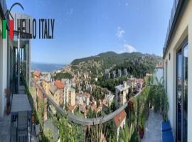 Penthouse for sale in Trieste (Friuli-Venezia Giulia)