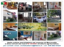 Villa for sale in Morrovalle (Marche)