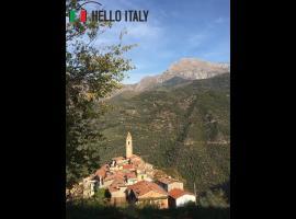 Appartement à vendre à Castel Vittorio (Ligurie)
