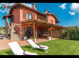Villa en venta a  Sutri (Lacio)