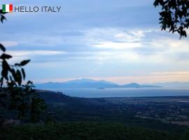 Vila à venda em Gavorrano (Toscana)