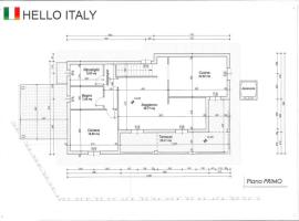 Villa for sale in Castellaro (Liguria)