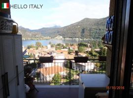 Wohnung zum Verkauf in Brusimpiano (Lombardei)