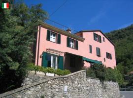 Villa for sale in Borzonasca (Liguria)