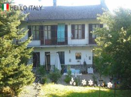 Villa for sale in Cocconato (Piedmont)
