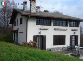 Villa for sale in Coggiola (Piedmont)
