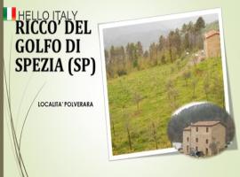 Building for sale in Riccò del Golfo di Spezia (Liguria)