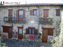 Wohnung zum Verkauf in Piansano (Latium)