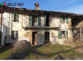Cottage for sale in Monchiero (Piedmont)