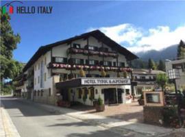 Hotel en venta a  Tirolo (Trentin-Haut-Adige)
