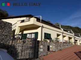 Apartment for sale in Stellanello (Liguria)