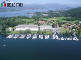Townhouse zum Verkauf in Sesto Calende (Lombardei)