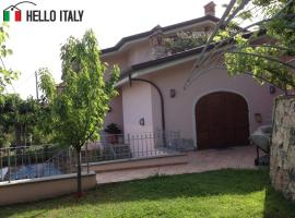 Villa for sale in Massarosa (Tuscany)