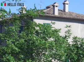 Palacio en venta a  Monte Grimano Terme (Marche)