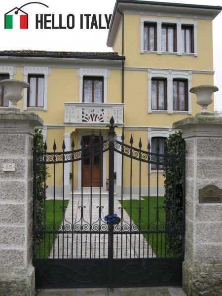 Casa classica stile fine 800 inizi 900 for Stile casa classica