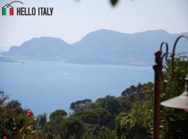 Villa for sale in Ameglia (Liguria)