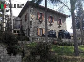 Villa for sale in Sestino (Tuscany)
