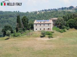 Villa for sale in Trequanda (Tuscany)