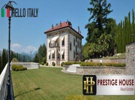 Villa en venta a  Luino (Lombardía)