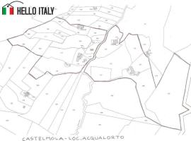 Farmland for sale in Castelmola (Sicily)