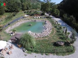 Villa for sale in Pescia (Tuscany)