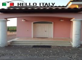 Villa en venta a  San Costanzo (Marche)