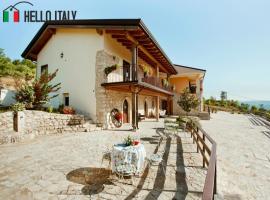 Villa zum Verkauf in Montemarano (Kampanien)
