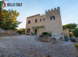 Villa for sale in Valderice (Sicily)