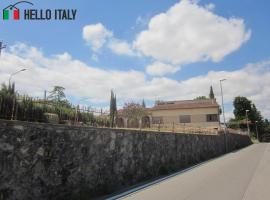 Villa for sale in Peccioli (Tuscany)