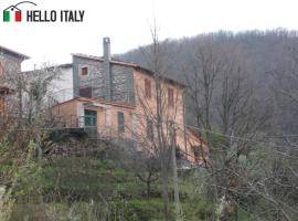 Villa for sale in Fivizzano (Tuscany)