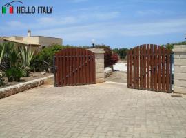 Villa for sale in Favignana (Sicily)