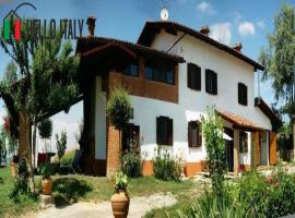 Villa en venta a  Cereseto (Piemonte)