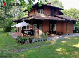 Villa en venta a  Fiano (Piemonte)